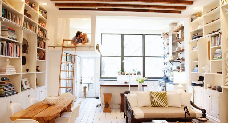 Luxury Home Builders Incorporate Clever Design Hacks For Small Spaces