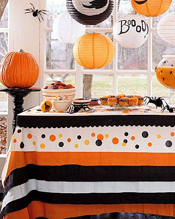 Ideas to decorate the house for Halloween