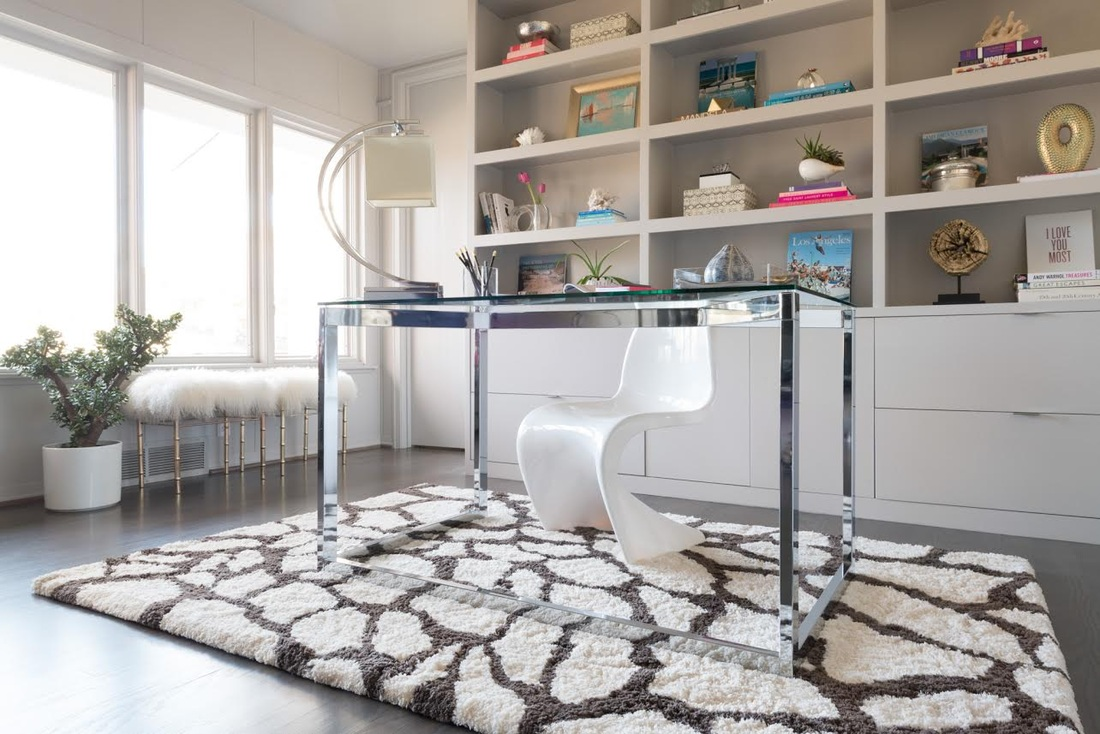 give a classic and elegant look to your home with a rug frp