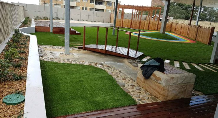Opting To Have Artificial Grass Installed In Garden