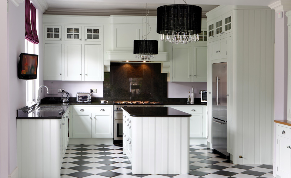 Why british kitchens may be getting smaller and what that for Traditional english kitchen