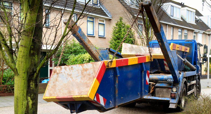 5 Reasons You Should Hire A Skip