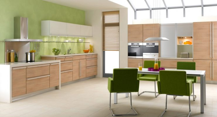 Kitchen Design Ideas- Things To Be Considered