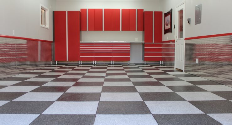 Why You Should Consider Painting Your Garage Floor?