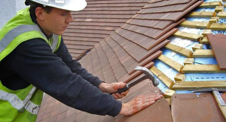 What Type Of Repair Work Do Roofing Contractors Do?