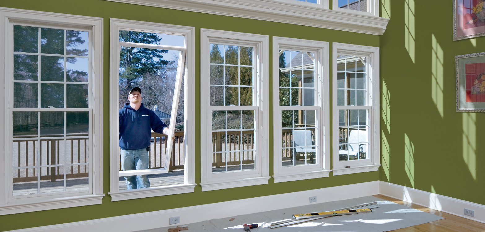 a brief guide for replacing the windows and doors in your