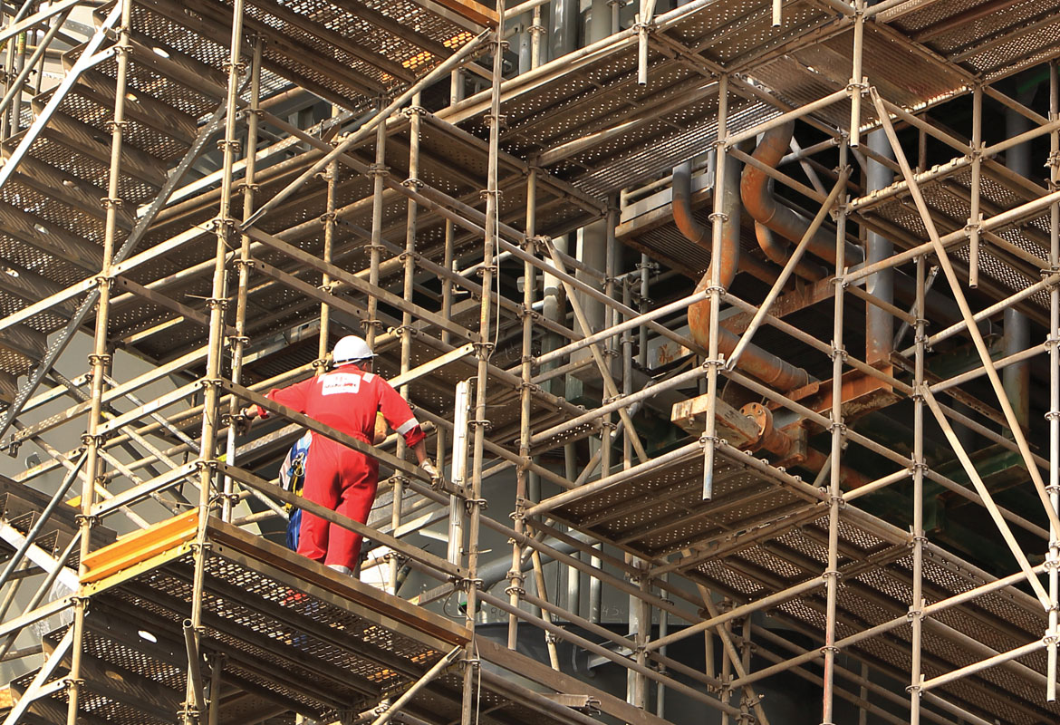 Ensuring The Safety Of Your Scaffolding Frp Manufacturer