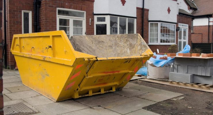 4 Ways Hiring A Skip Could Benefit You