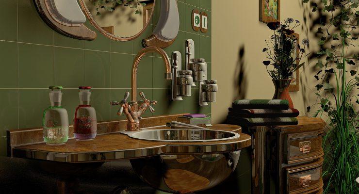 Building Your Dream Bathroom
