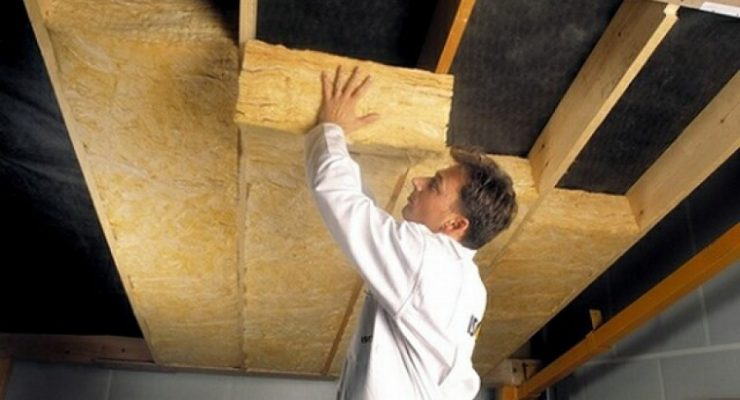 Keep Your Home Warmer Through Ceiling Insulation.