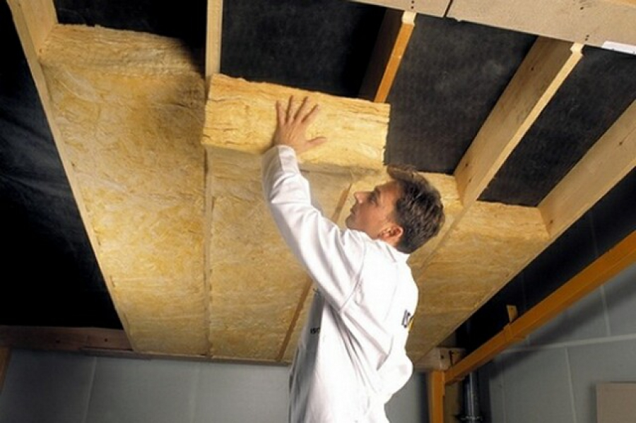 Keep Your Home Warmer Through Ceiling Insulation Frp