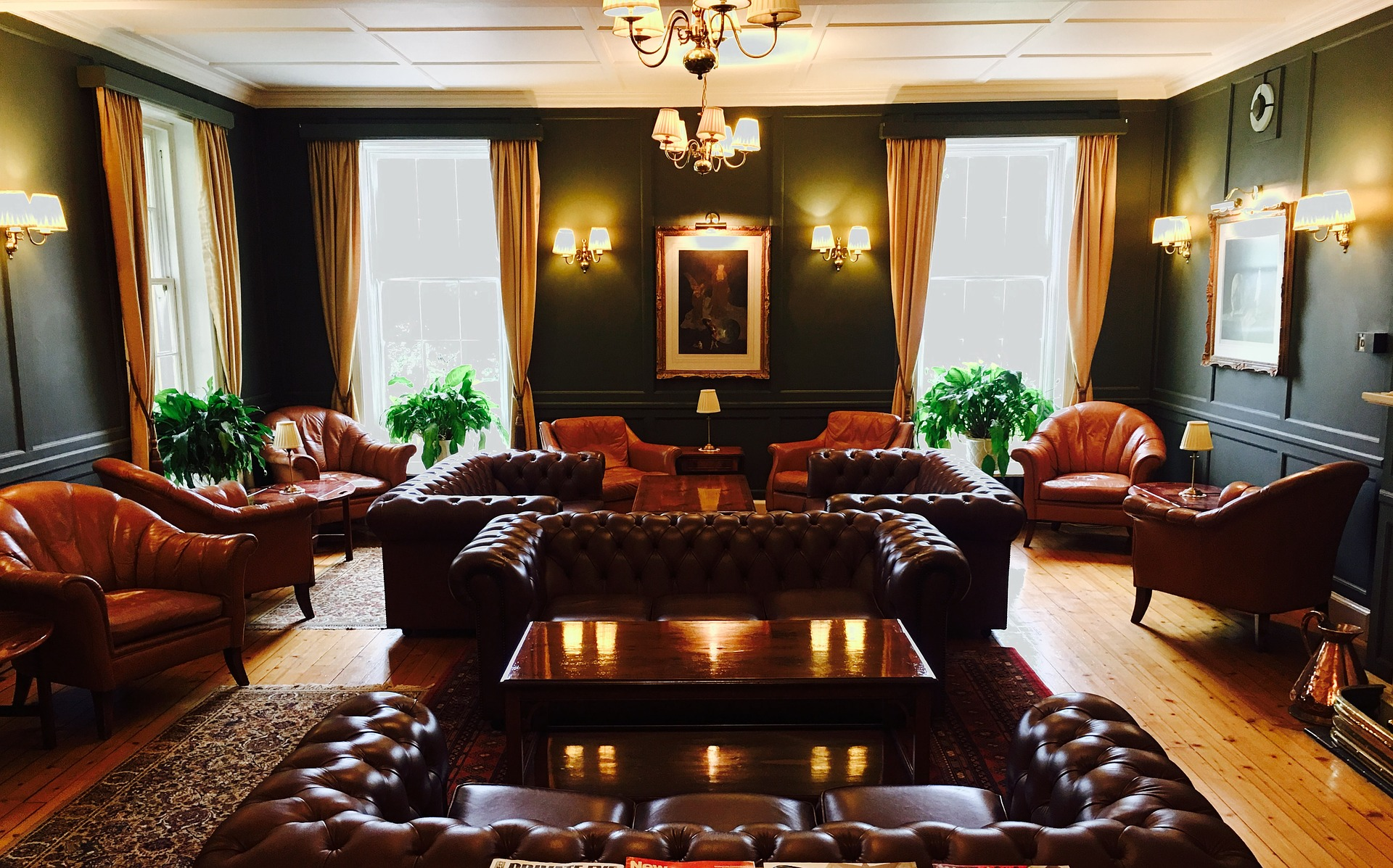 Leather Furniture Adds A Lot To The Décor Of Your Home Or ...