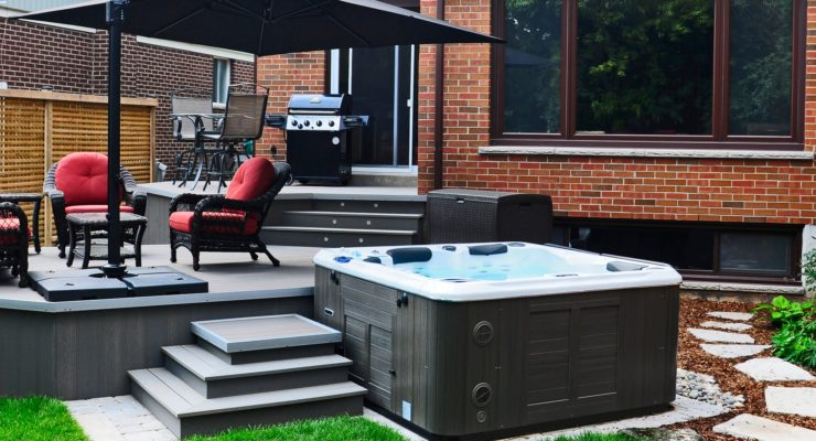 Spend Beautiful Time In Hot Tub With Your Complete Convenience!