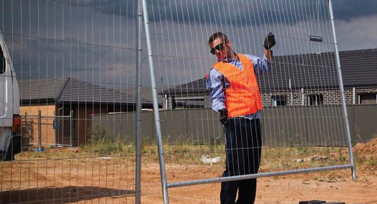 How Temporary Fence Solutions Benefit You
