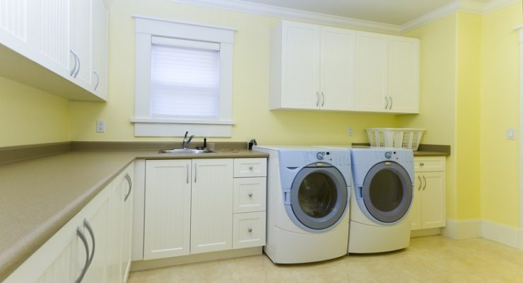 How Important Are The Laundry Cabinets?