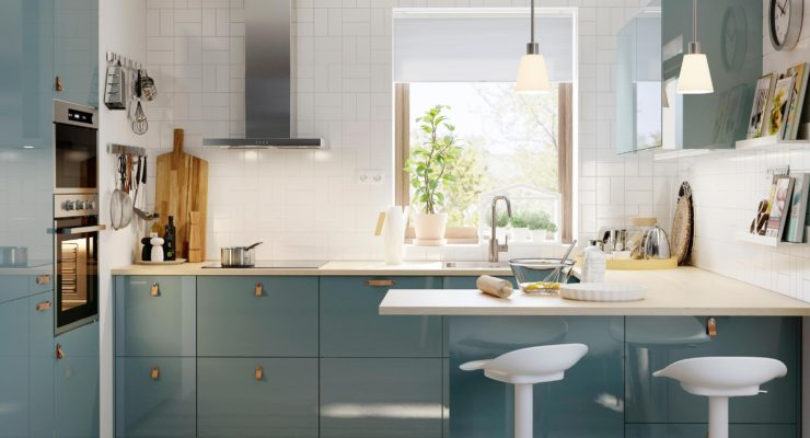 Top Kitchen Designs For 2019