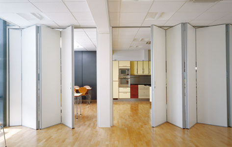 Why operable walls becoming more popular these days for Retractable walls residential