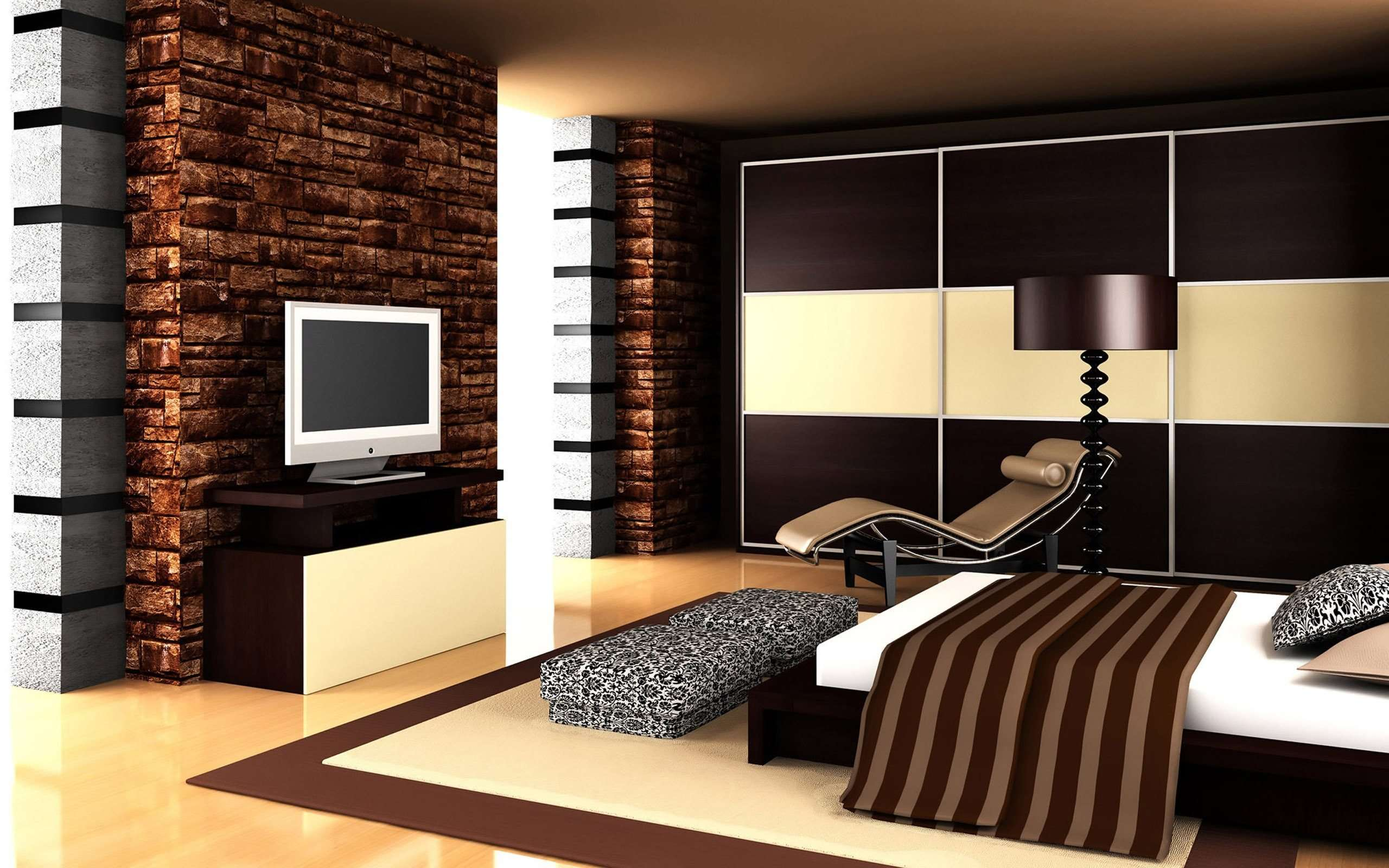 The Basic Knowledge For Small Bedroom Design