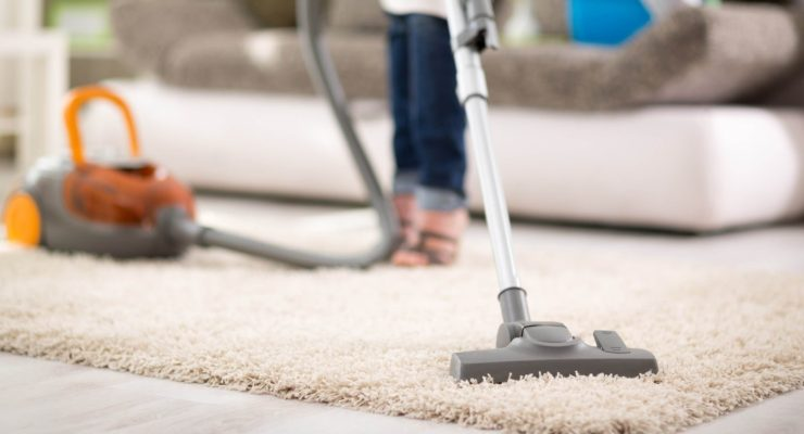 What To Consider Before Cleaning Office Upholsteries And Carpets?
