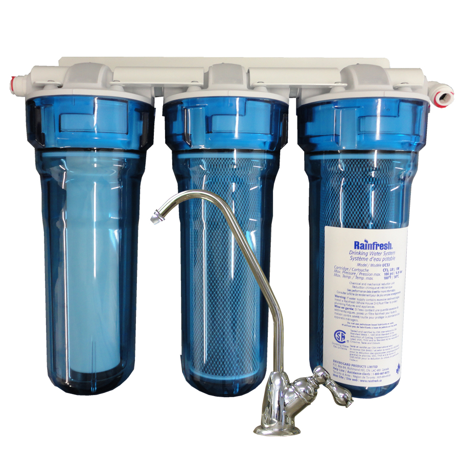 How Domestic Water Filtration Works - Frp-Manufacturer