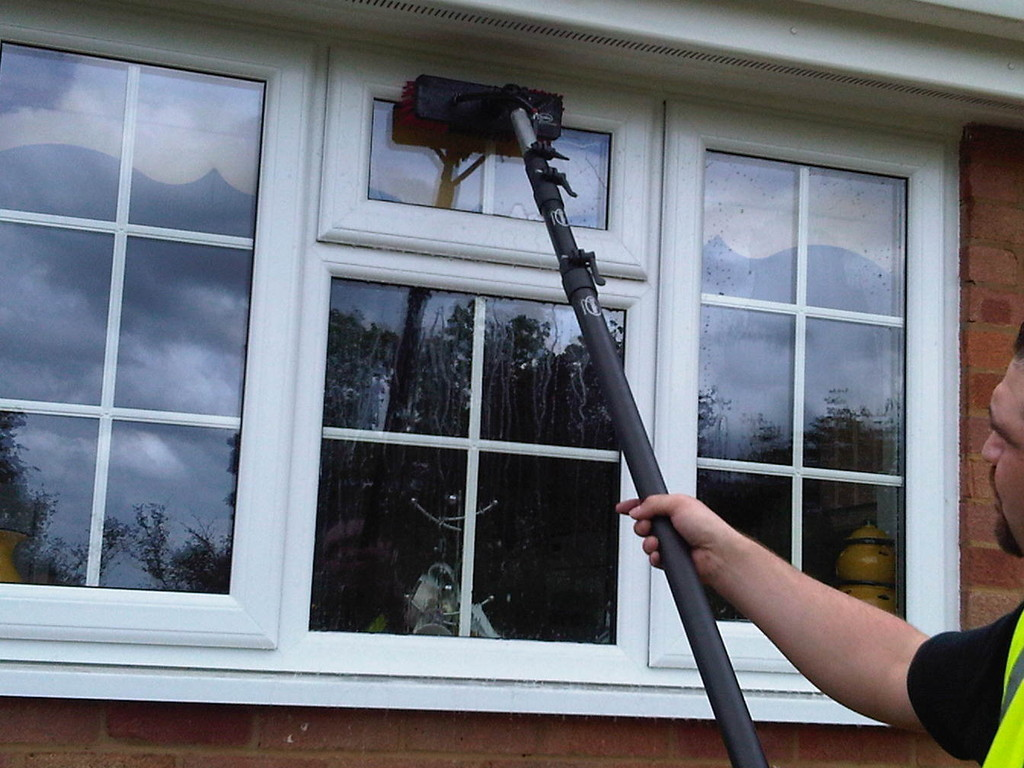 Hire Professional Window Cleaners To Keep Your Windows
